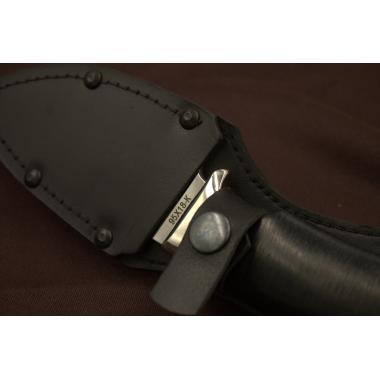Аркан |  сталь - 95Х18 |  рукоять - граб